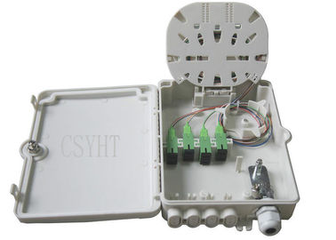 8 Ports FTTH Fiber Optic Terminal Box Nap Outdoor IP66 For Telecommunication Networks